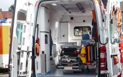 Ambulance privée et code de la route