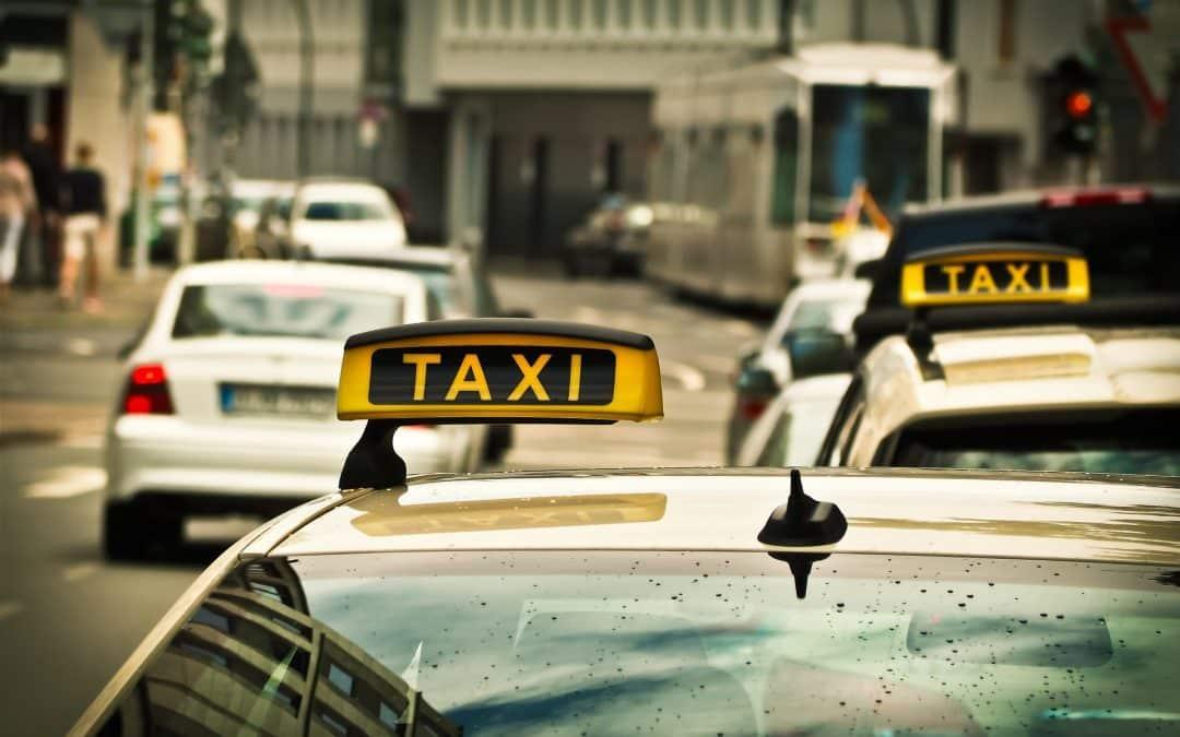 L'histoire des taxis