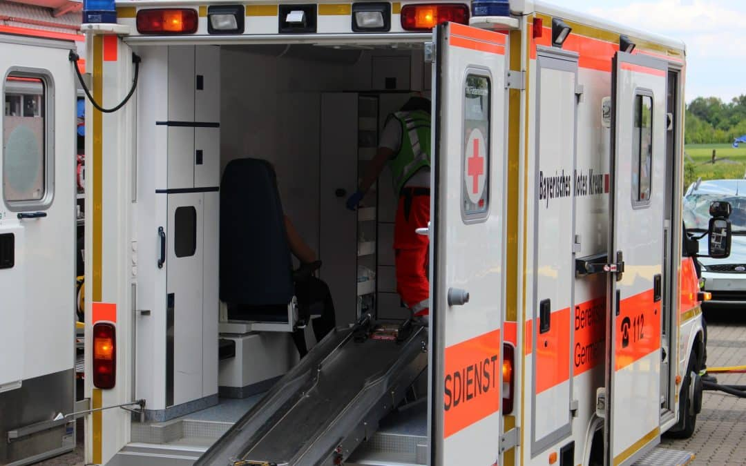 Le transport en ambulance